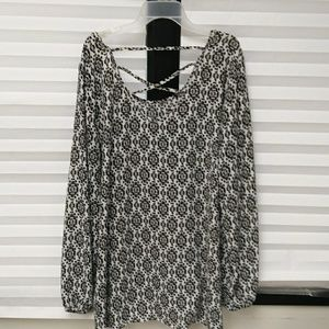 Maurices scoop top